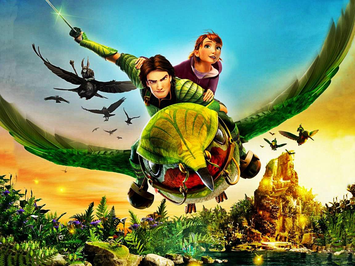 epic is Good for the Kids   CinemaStance Dot Com