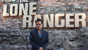 BRITAIN-ENTERTAINMENT-CINEMA-THE LONE RANGER