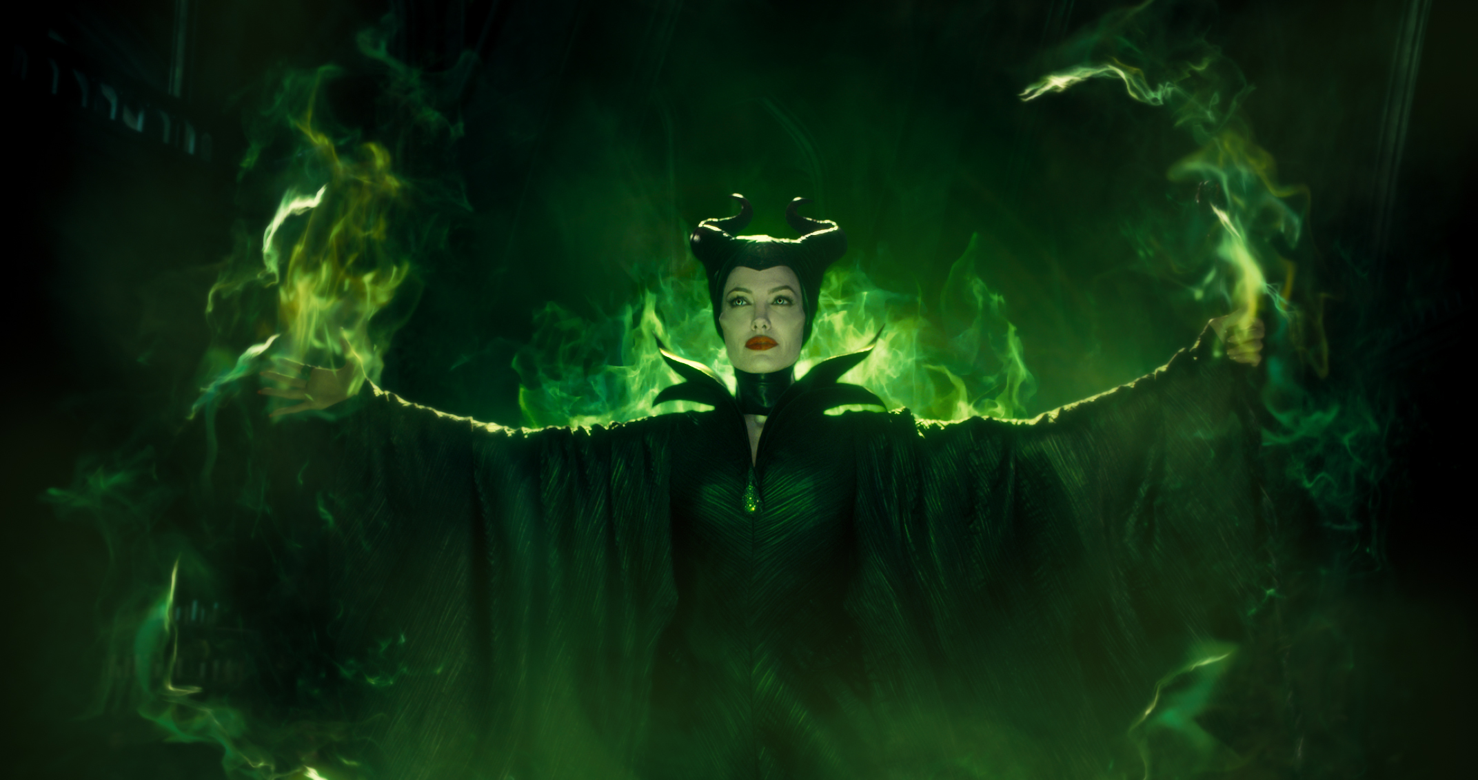 maleficent-green