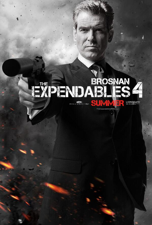 THE EXPENDABLES 3 is Easily Expendable « CinemaStance Dot Com