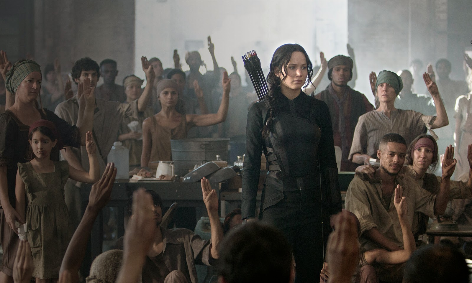 How did Katniss feel about the country of Panem in The Hunger Games?