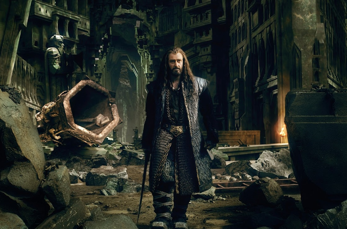 THE HOBBIT: THE BATTLE OF THE FIVE ARMIES Is Fantastic But ...