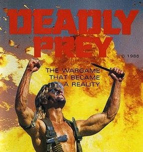 Amazon.com: Deadly Prey: David Campbell, Troy Donahue ...