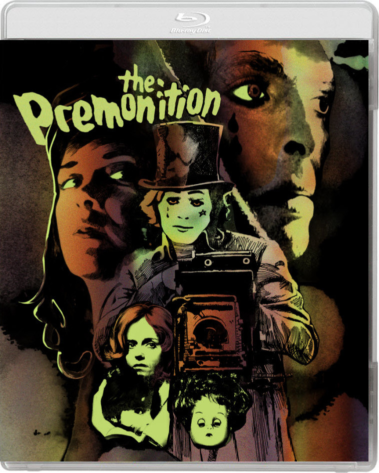 Blasts From The Past! Blu-ray Review: THE PREMONITION