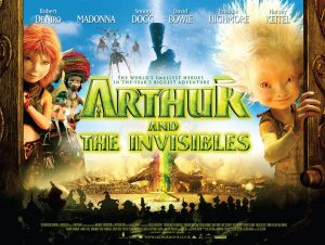 arthur_and_the_invisibles-posters